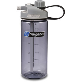 Nalgene Multi Drink Bidón 600ml, grey
